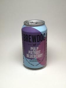 Brewdog - Pulp Patriot Blueberry IPA (12oz can)